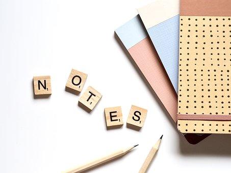 Notizbücher,Blöcke & Stifte