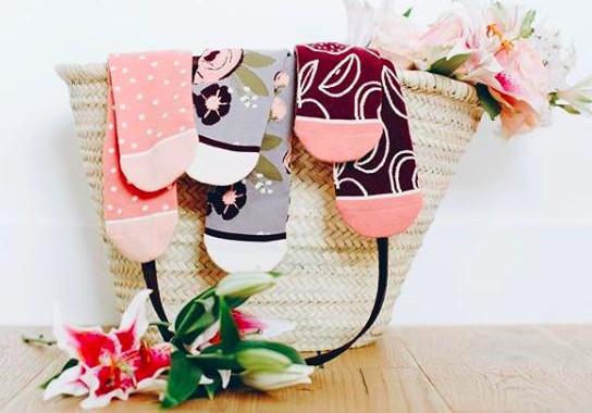 Fröhliche Socken