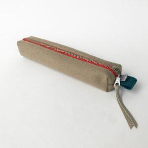 Stiftetasche -Pop- aus Wollfilz, camelfarben von Somaj