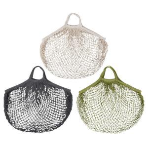 Praktisches Einkaufsnetzt / Netztasche in versch. Farben von Esschert Design