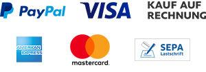 PayPal Plus Logo mit Kauf auf Rechnung bei bluebell home -schöner leben-